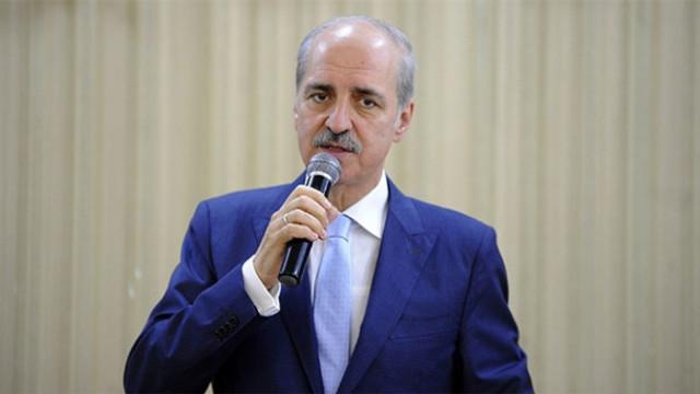 AK Partili Kurtulmuş: ''3. dünya savaşı başladı''