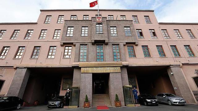 Milli Savunma Bakanlığı duyurdu