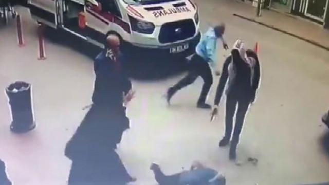 Hastane acilinde çifte infaz !