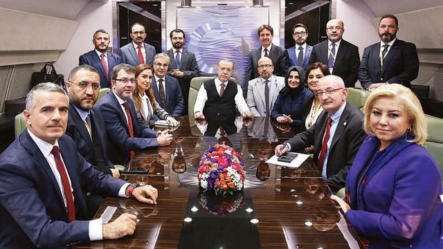 Erdoğan açıkladı !  CHP'nin İş Bankası hisseleri Hazine'ye devredilecek