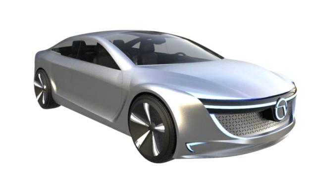 İşte Vestel'in yerli otomobili VEO ilk kez ortaya çıktı