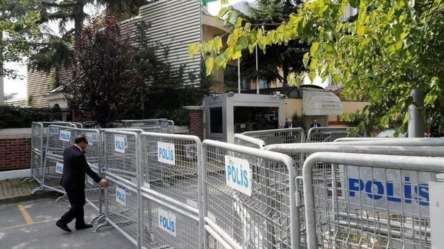 AK Partili danışman: ''Suudi yetkililer de yok oldu''