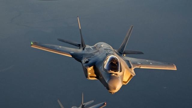 ABD ve İsrail'den F-35 kararı