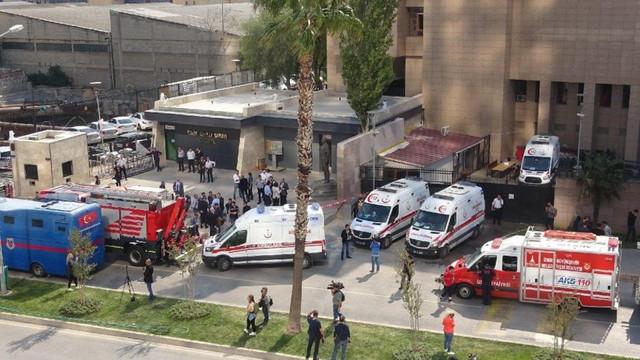 İzmir Adliyesi'nden kötü haber: 1 kişi öldü