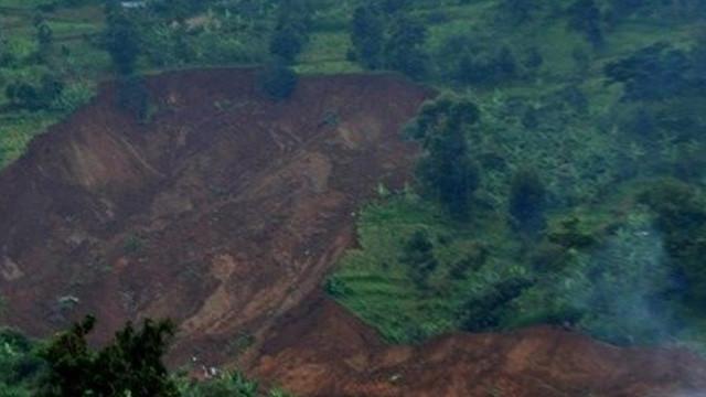 Uganda'da heyelan felaketi: 40 ölü