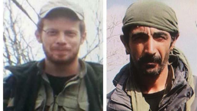 PKK'ya bir darbe daha ! O teröristlerin kimliği belli oldu