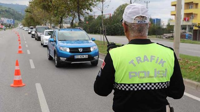 Trafik Şube Müdürü radar noktalarını tek tek açıkladı