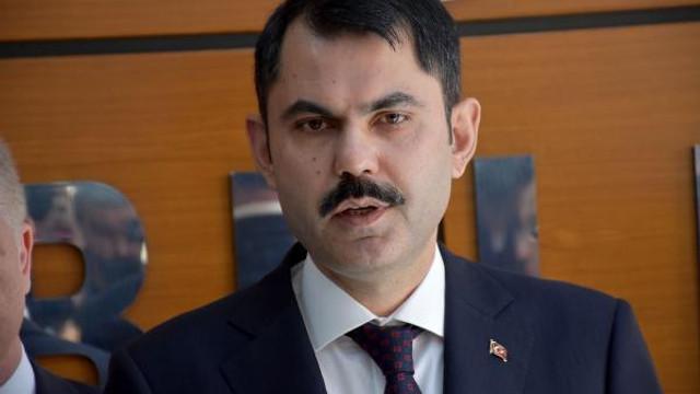 Bakan Kurum: Belediye başkanlarını göreve davet ediyorum