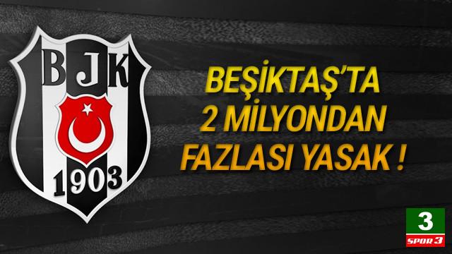 Beşiktaş'ta tavan ücret belli oldu !