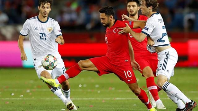 Rusya - Türkiye maçının hakemi belli oldu