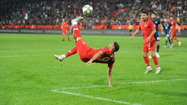 Türkiye A Milli Futbol Takımı'nda şoke eden gerçek