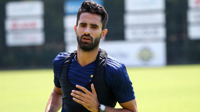 Fenerbahçe'de Alper Potuk kayboldu
