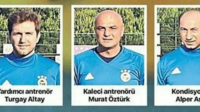 Fenerbahçe'de üç yardımcı hoca isyan etti: ''Asıl hainler içeride''