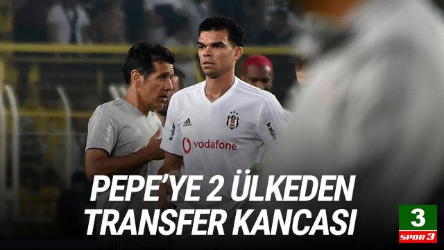 Pepe, Çin ve Katar ekiplerinin radarında