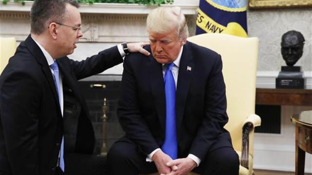 Trump'tan Türkiye mesajı: Eskiye döneceğiz