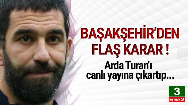 Arda Turan tüm Türkiye'den özür dileyecek...