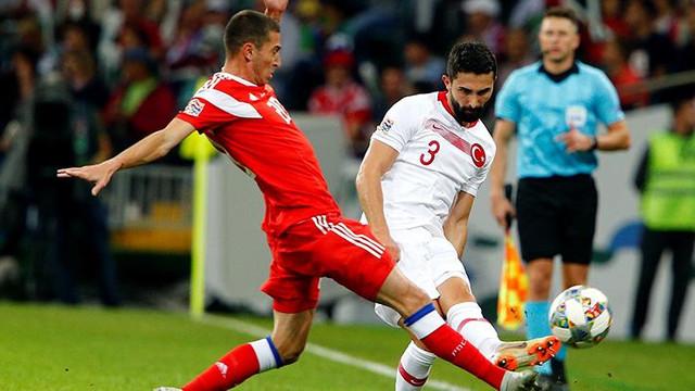 Rusya - Türkiye: 2-0
