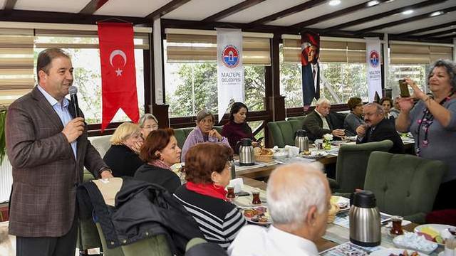 Başkan Ali Kılıç Maltepelilerle buluşmaya devam ediyor