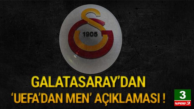Galatasaray'dan o haberlere yalanlama !