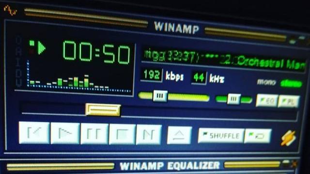 Winamp efsanesi geri dönüyor