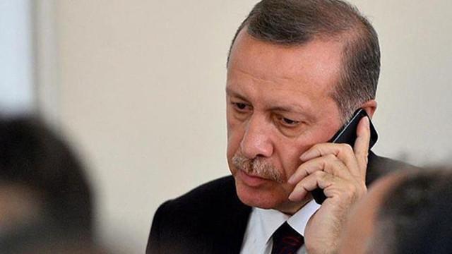 Erdoğan Sırp mevkidaşıyla görüştü