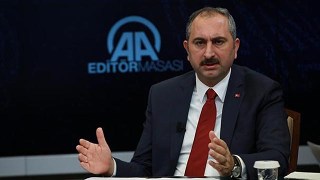 Adalet Bakanı Gül'den yeni af açıklaması