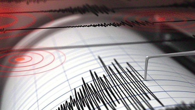 O ilimizde korkutan deprem ! Sallandı...
