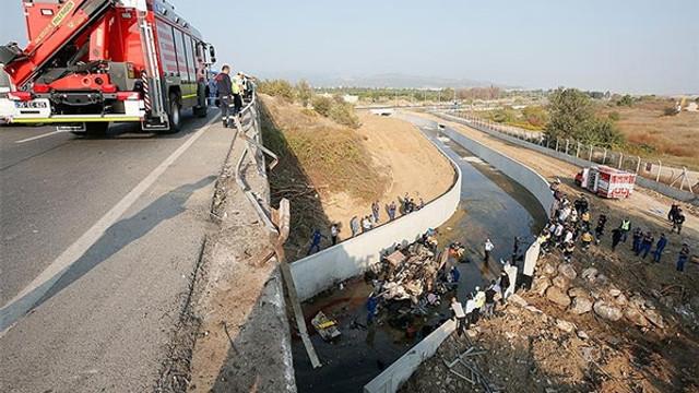23 kişinin öldüğü kaza ile ilgili flaş gelişme
