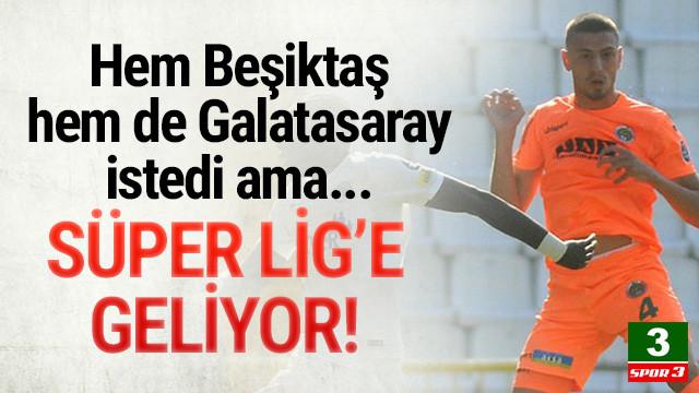 Hem Galatasaray hem de Beşiktaş istedi ama...