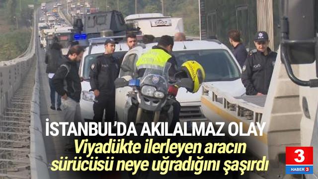 İstanbul'da şoke eden olay !