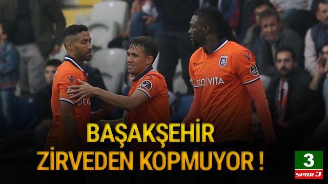 Başakşehir - Kayserispor: 1-0