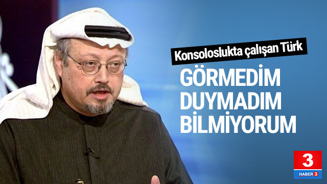 Konsoloslukta çalışan Türk'ün ifadeleri ortaya çıktı