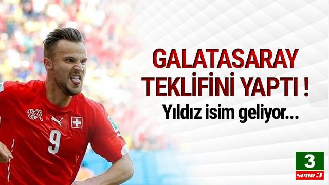 Galatasaray'da Seferovic harekatı !