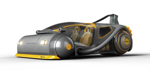 Elektrikli süpürge, elektrikli otomobil oluyor