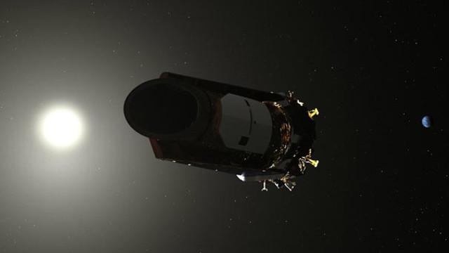 NASA'ya kötü haber... Kendini kapattı
