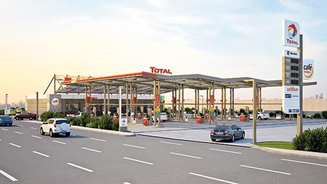 Yeni Havalimanı'nın benzin istasyonu Demirören'den