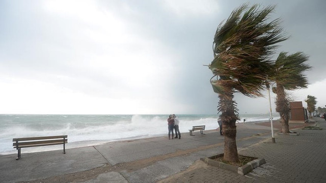 Kandilli uyardı: ''Tropikal fırtınalar artacak''