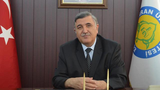 Harran Üniversitesi Rektörü: ''Erdoğan'a itaat farzdır''
