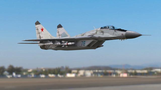 Rusya'ya ait bir savaş uçağı daha düştü