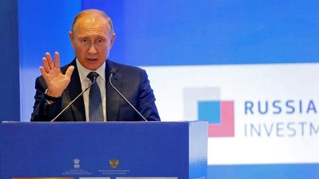 Putin'den ABD'nin tehditlerine gözdağı