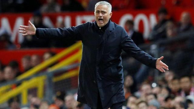Jose Mourinho: Erkek olun !
