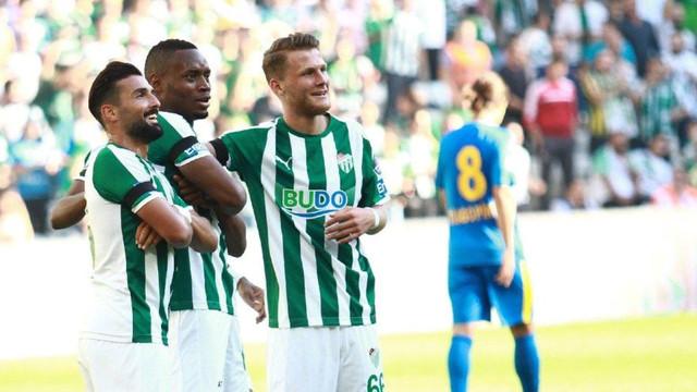 Video Hakem Bursaspor'u durduramadı !