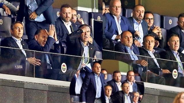 Başakşehir maçında Ali Koç'un totemi tutmadı !