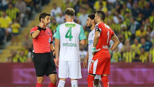 VAR'ın en çok zararı Bursaspor'a oldu !