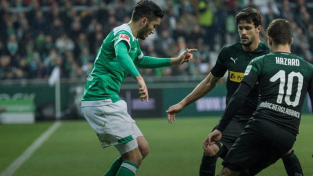 Werder Bremen 1 - 3 Borussia Mönchengladbach