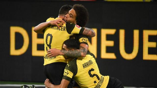 Borussia Dortmund 3 - 2 Bayern Münih