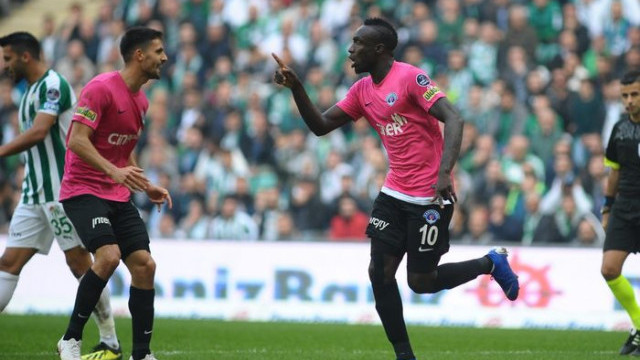 Mbaye Diagne, Avrupanın zirvesine çıktı 20