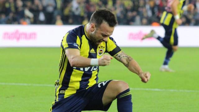 Fenerbahçe'de Mathieu Valbuena farkı