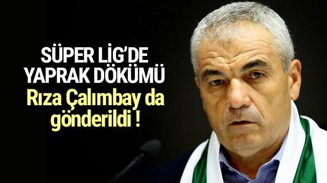 Atiker Konyaspor, Rıza Çalımbay ile yollarını ayırdı