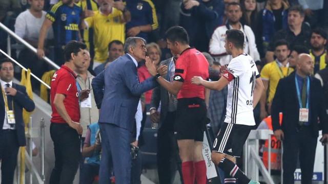 Şenol Güneş, Fenerbahçe - Beşiktaş derbisindeki olaylar nedeniyle ifade verdi
